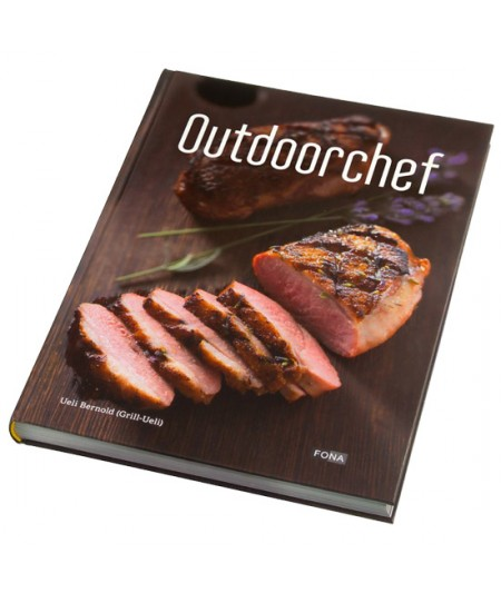 Carte Retete Gratar OutdoorChef