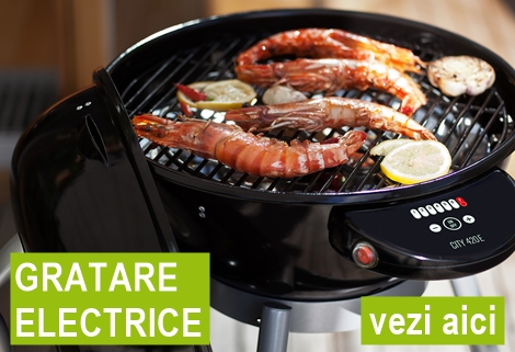 gratare carbuni outdoorchef